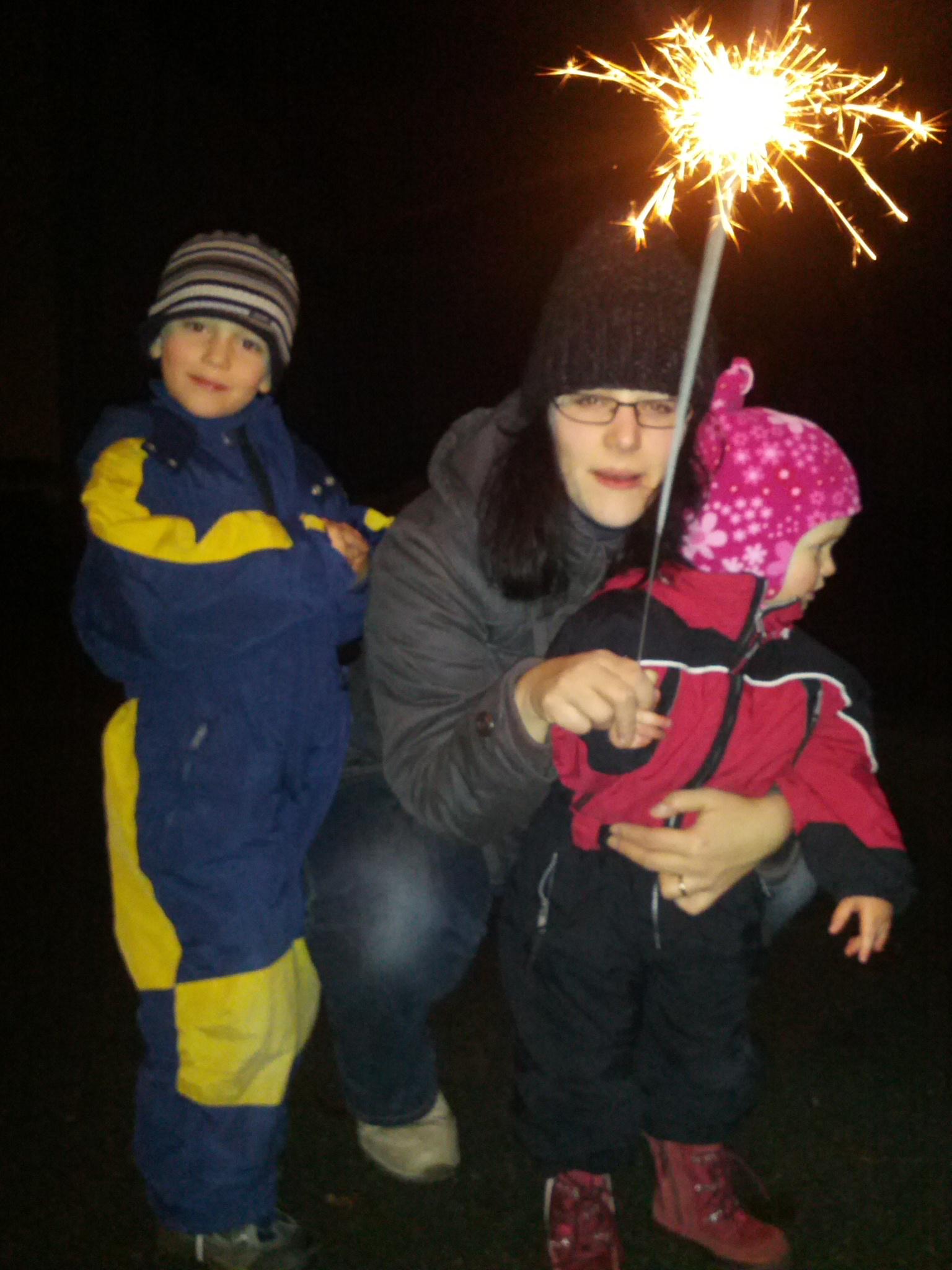 Wir wünschen ein gesundes und erfolgreiches neues Jahr!
